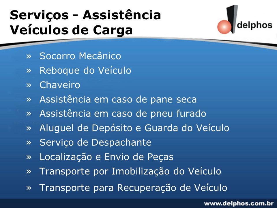 Serviços - Assistência Veículos de Carga » Socorro Mecânico » Reboque do Veículo » Chaveiro » Assistência em caso de pane seca » Assistência em caso d