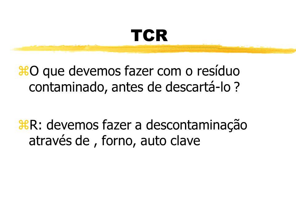 TCR zQual a finalidade do mapa de Riscos, como saber se devemos elabora-lo ? zR: O Mapa de Riscos tem a finalidade de identificar os riscos existentes