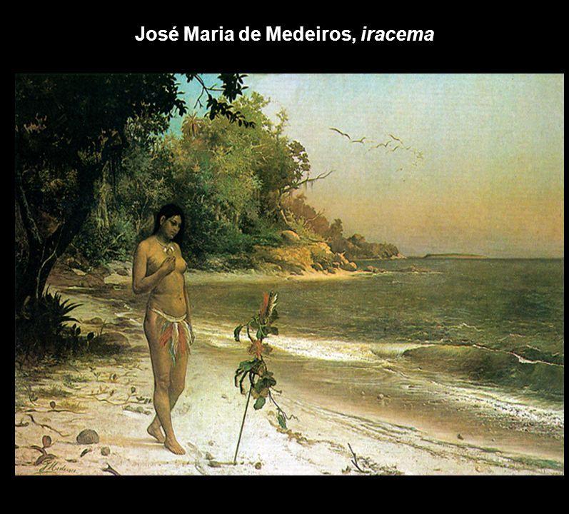 José Maria de Medeiros, iracema
