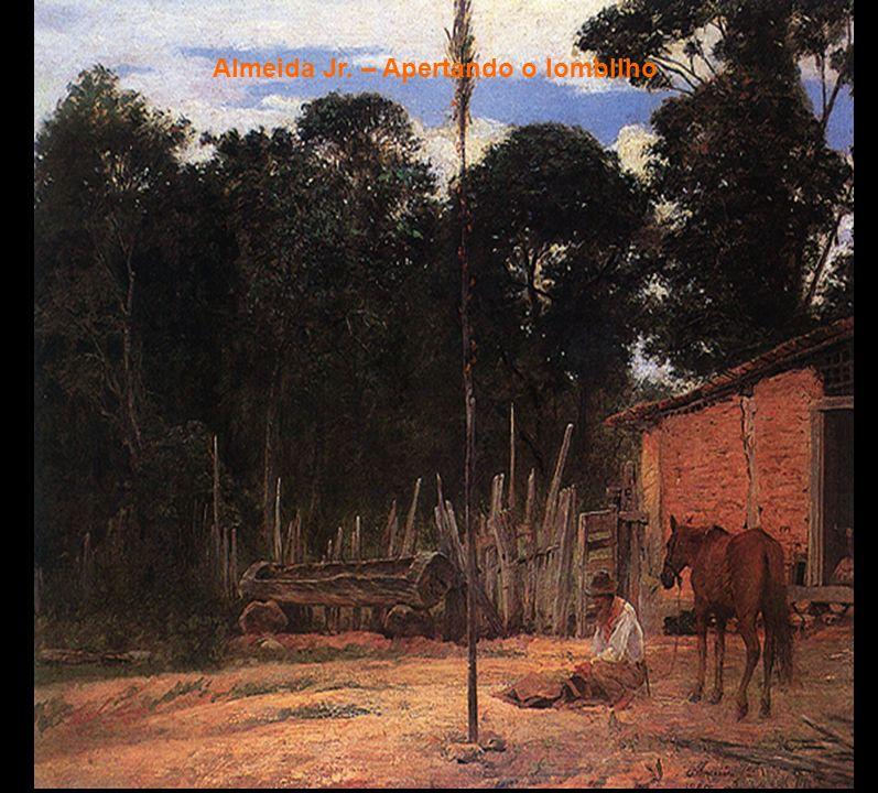 Almeida Jr. – Apertando o lombilho