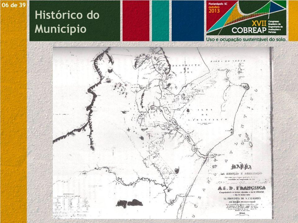 Histórico do Município 06 de 39