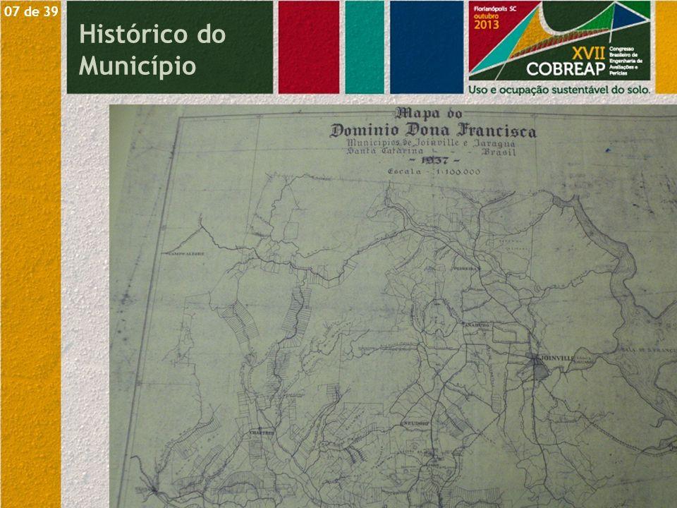 Histórico do Município 07 de 39