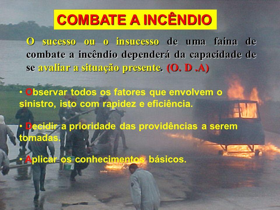 FASES DE UMA FAINA DE CRACHE SALVAMENTO DA TRIPULAÇÃO COMBATE A INCÊNDIO ALIJAMENTO/ REMOÇÃO DOS DESTROÇOS