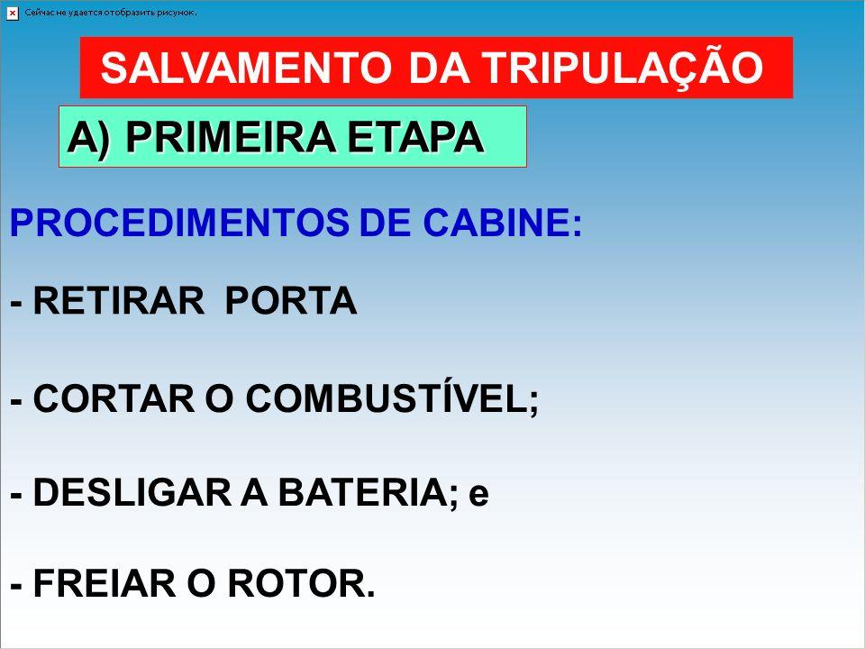 A carreta de pó químico ( P-100) deverá permanecer em condições de pronto uso. Nota importante