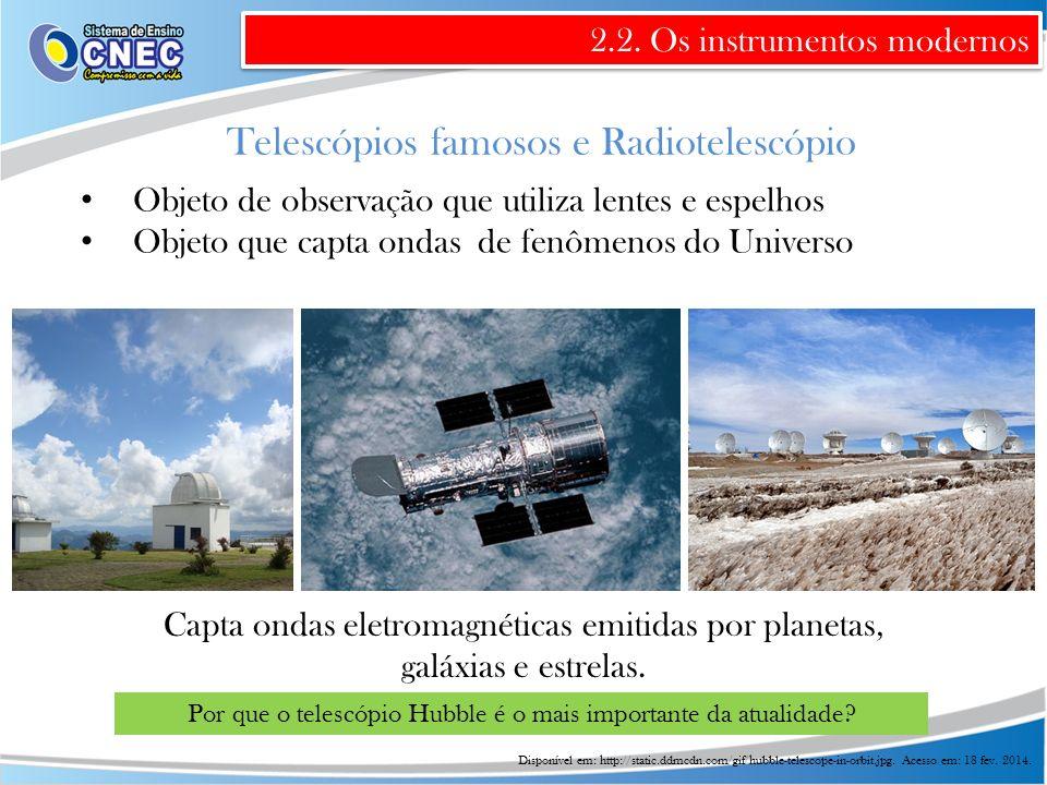 Disponível em: http://hubblesite.org/the_telescope/hubble_essentials/. Acesso em: 18 fev. 2014.