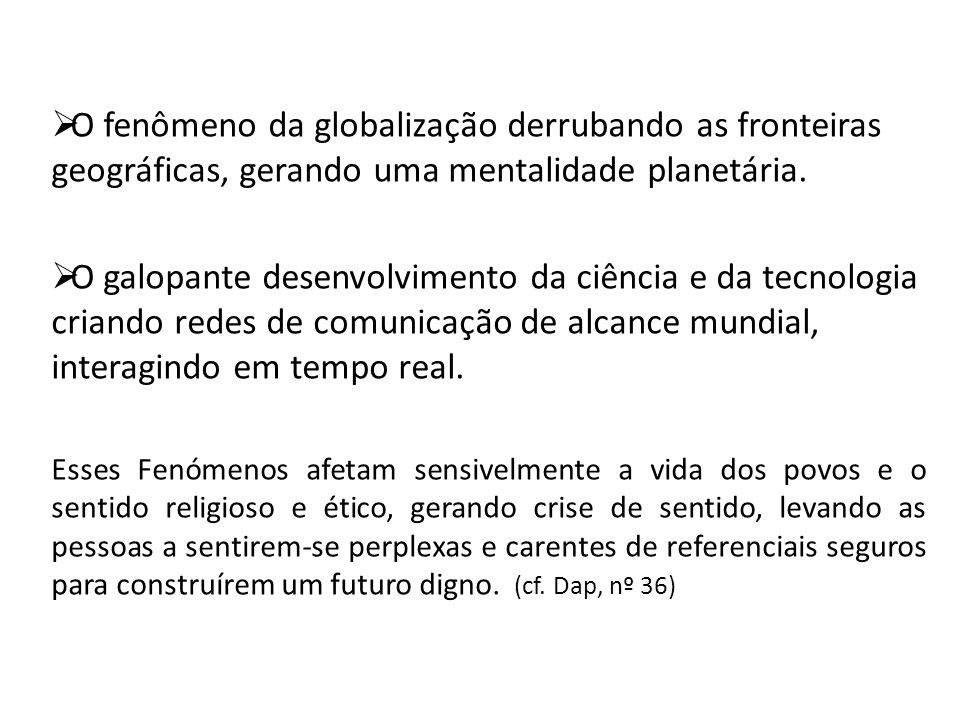 8° - AÇÃO SOCIAL, não apenas assistencial, mas promocional e estrutural.