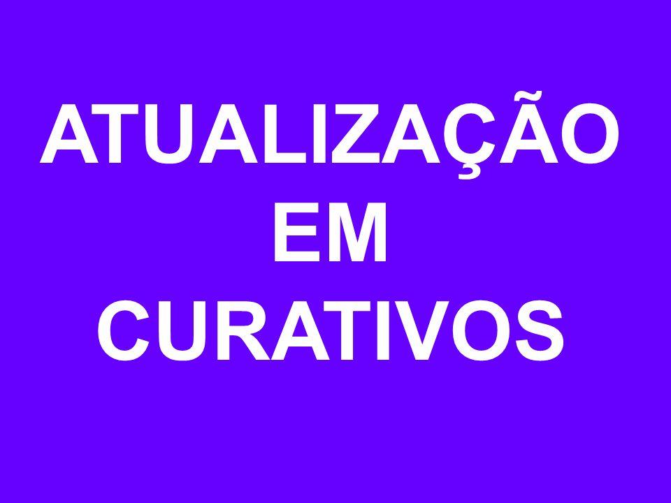 ATUALIZAÇÃO EM CURATIVOS