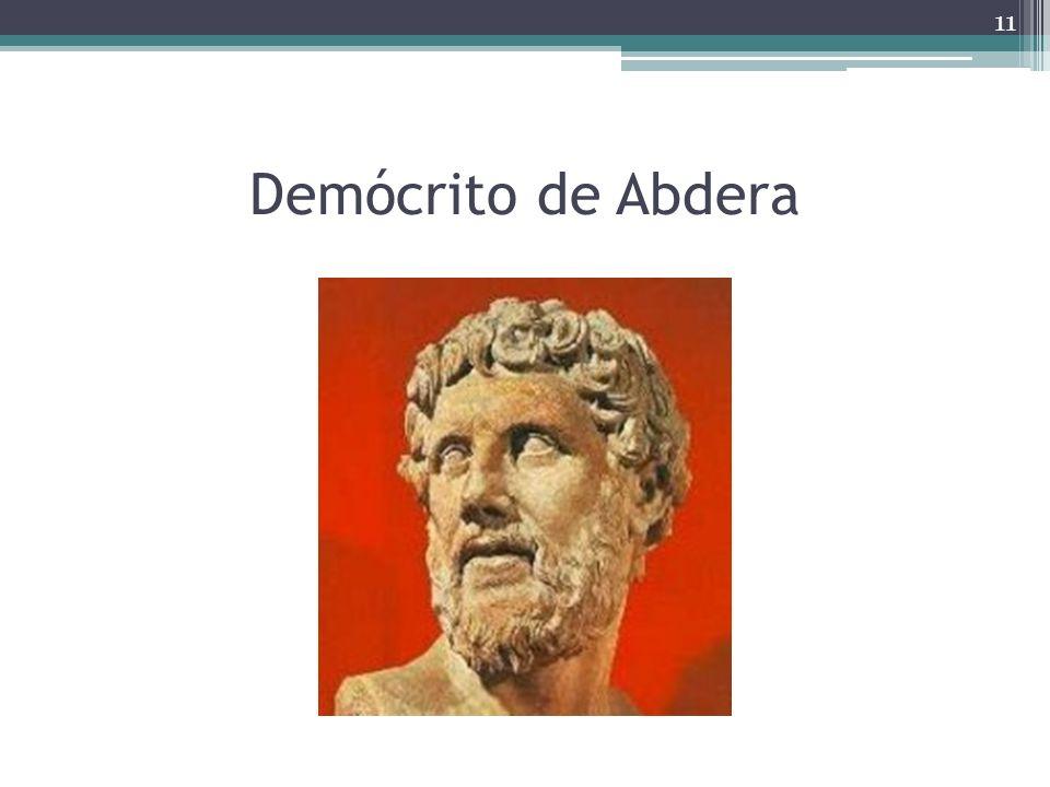 Demócrito de Abdera 11