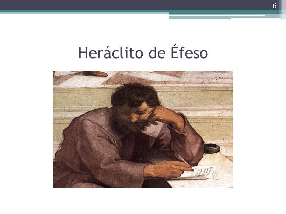 Heráclito de Éfeso 6