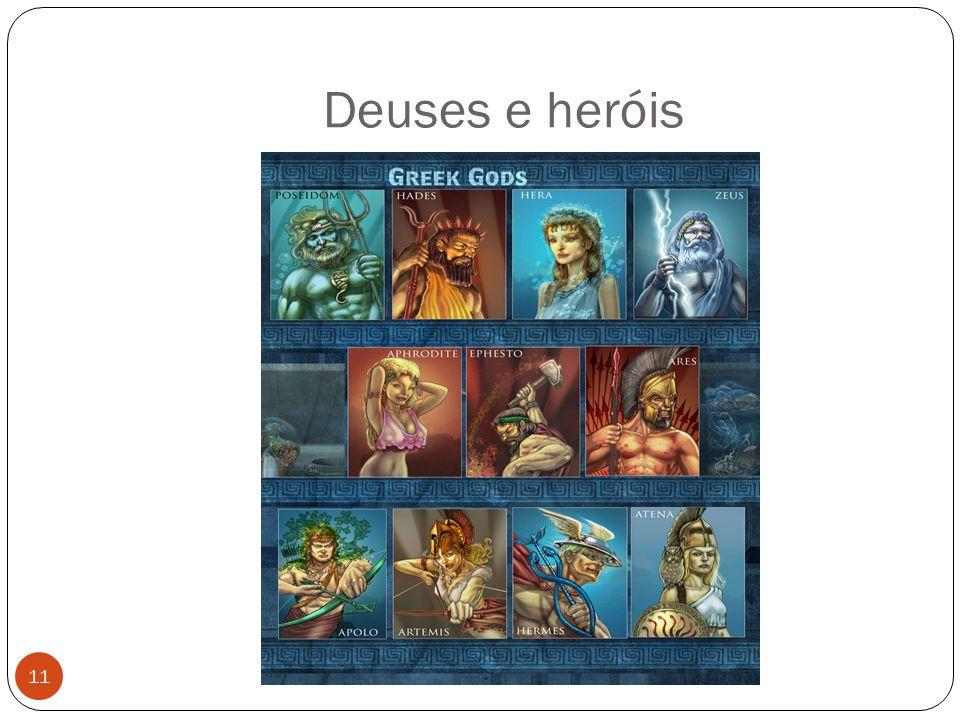 Deuses e heróis 11