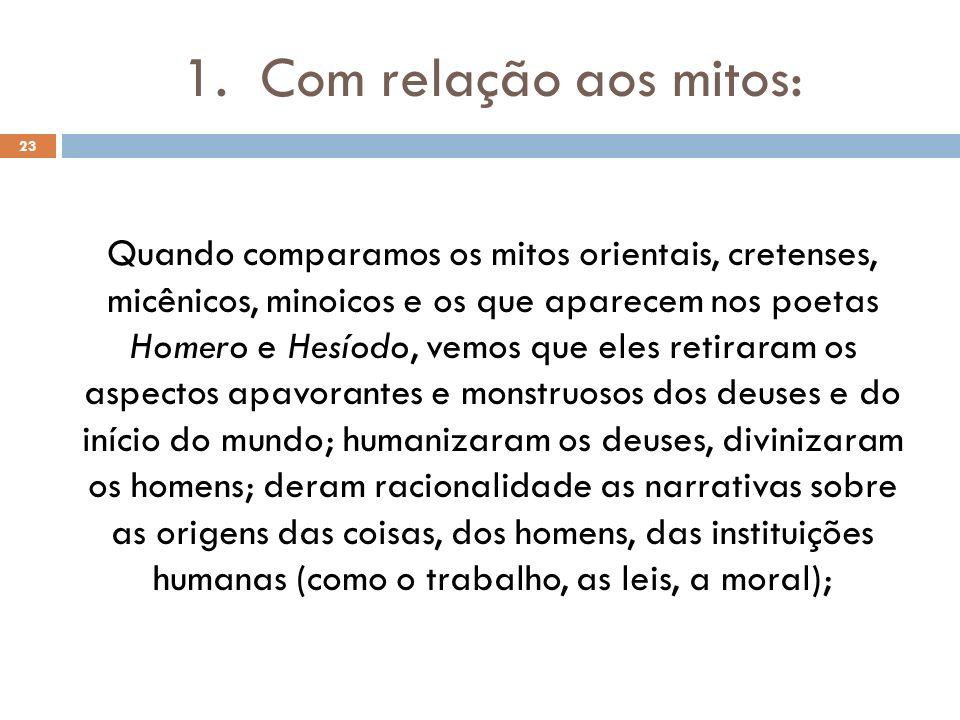 Poetas gregos Homero (século IX a.C.)Hesíodo (século VIII a.C.) 24