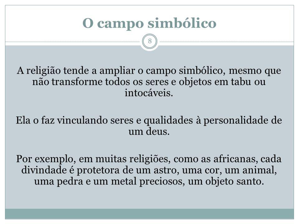 Questões 9 1. O que é um objeto tabu? Dê exemplos de tabus.
