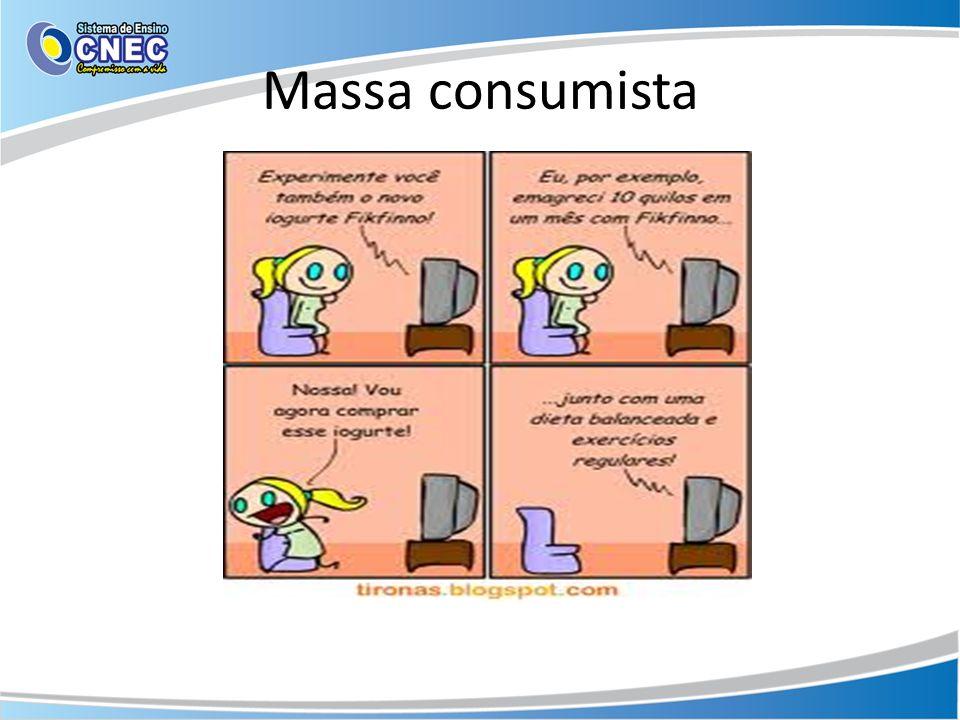 Massa consumista