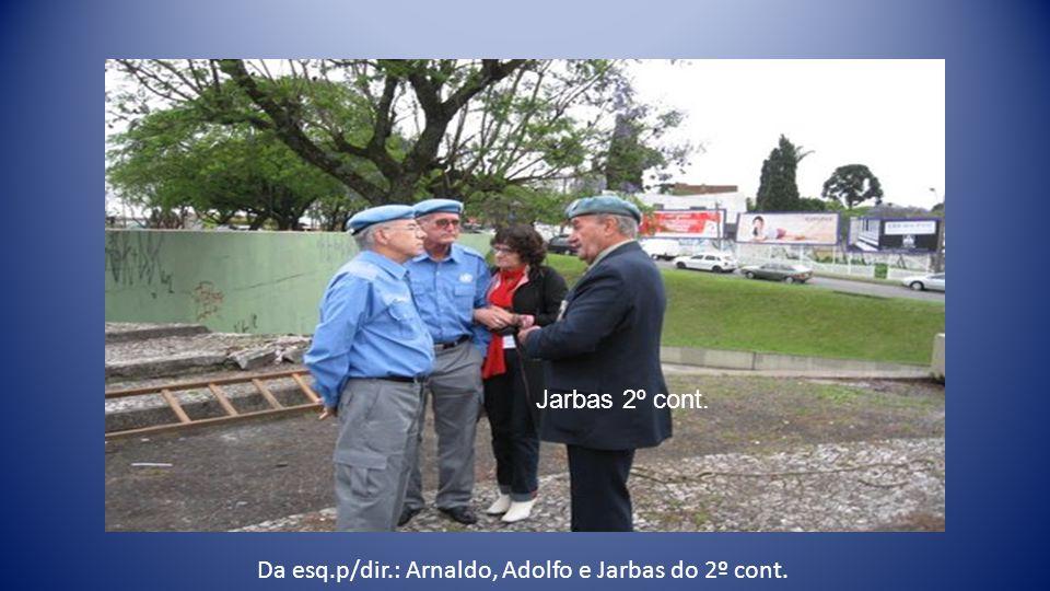 Laércio-10ºTheodoro-10º Alfredo Gramodow 11º