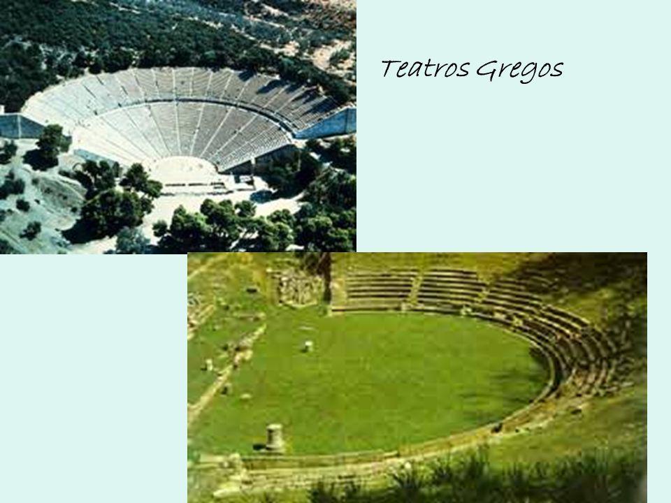 Teatros Gregos