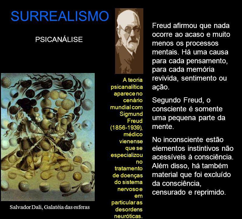 Freud afirmou que nada ocorre ao acaso e muito menos os processos mentais. Há uma causa para cada pensamento, para cada memória revivida, sentimento o