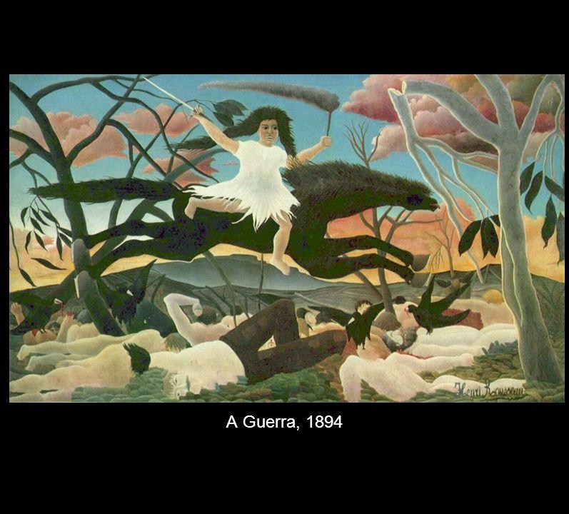 A Guerra, 1894