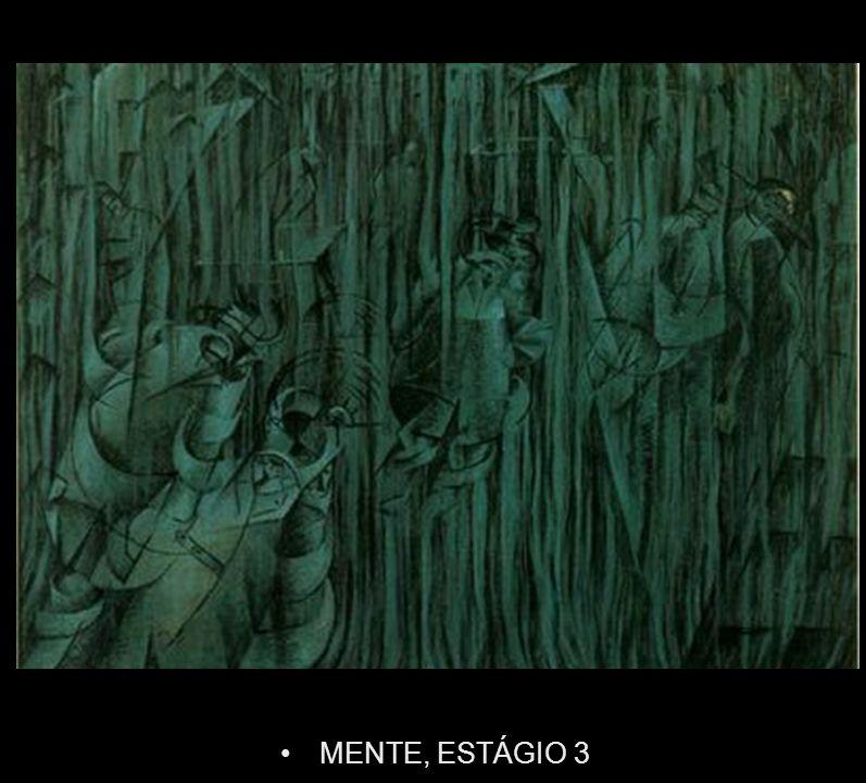O TACHISMO foi uma corrente abstrata tida como uma continuidade do Surrealismo.