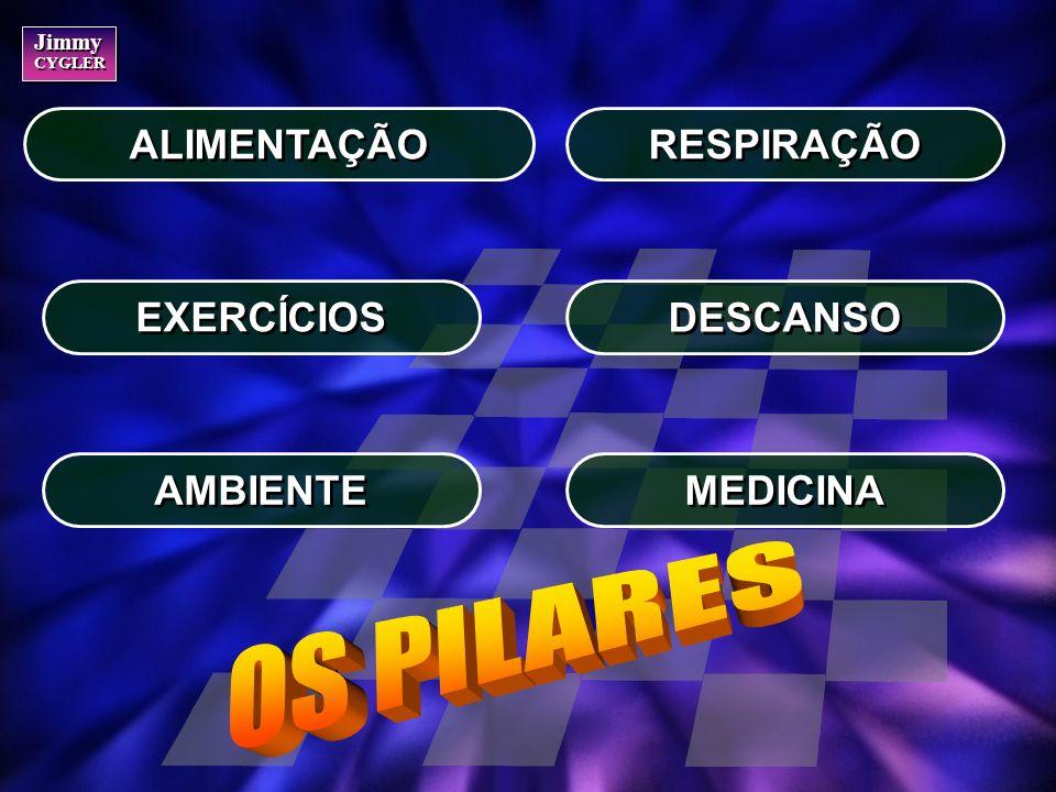 Jimmy CYGLER Jimmy CYGLER ALIMENTAÇÃO RESPIRAÇÃO EXERCÍCIOS DESCANSO AMBIENTE MEDICINA