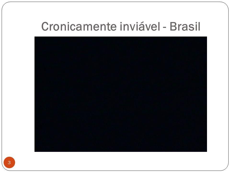 Cronicamente inviável - Brasil 3