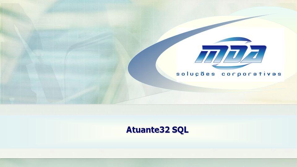 Atuante32 SQL
