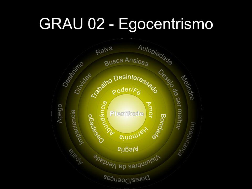 GRAU 02 - Egocentrismo