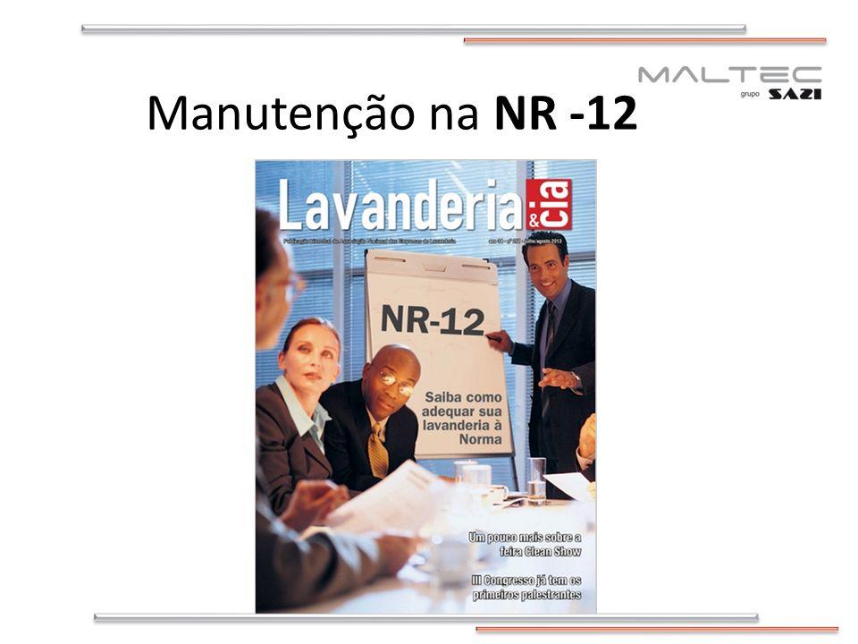 Manutenção na NR -12