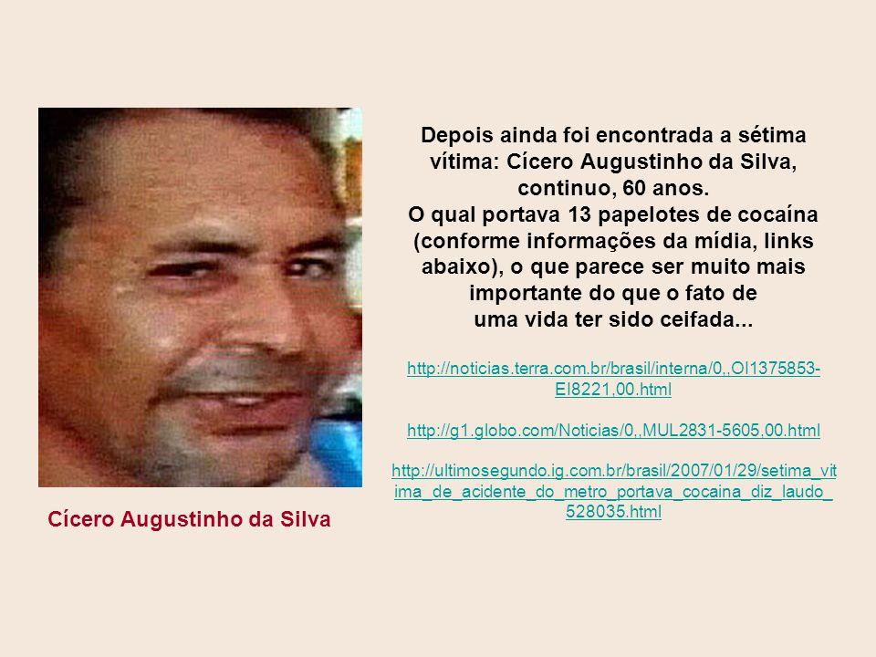 Meus sentimentos as famílias vitimadas, por esta cratera na alma!!! Má Oliveira Publicado no Recanto das Letras em 18/01/2007 Código do texto: T351645