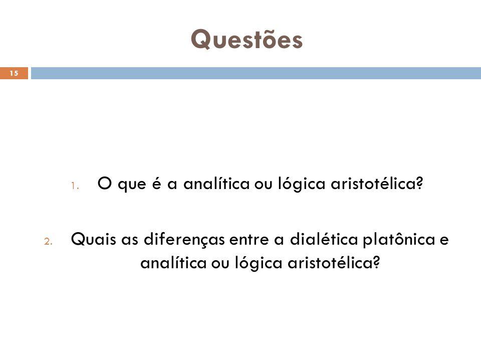 FIM Referência: CHAUI, Marilena. Convite à filosofia. 14. ed. São Paulo: Ática, 2010. p. 137. 16