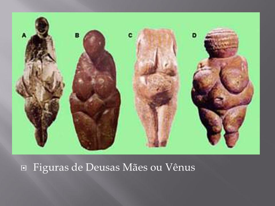 Figuras de Deusas Mães ou Vênus