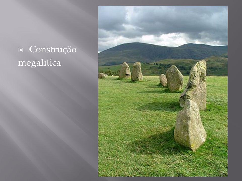 Construção megalítica