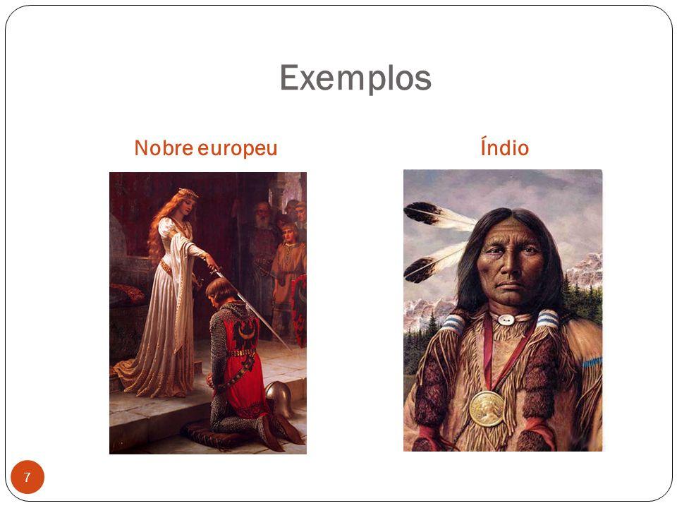 Exemplos Nobre europeuÍndio 7