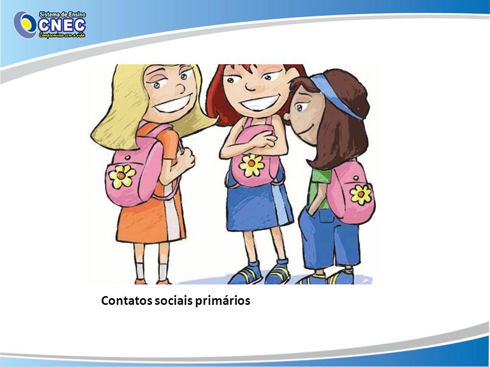 Contatos sociais primários