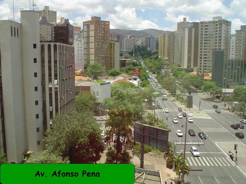 Av. Afonso Pena