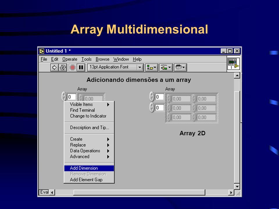 Sort 1D Array Sort 1D Array - Rerranja os elementos de uma array de forma que fiquem em ordem crescente.