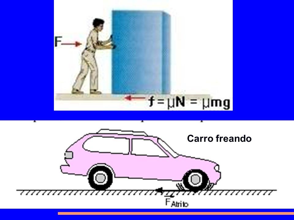 Carro freando