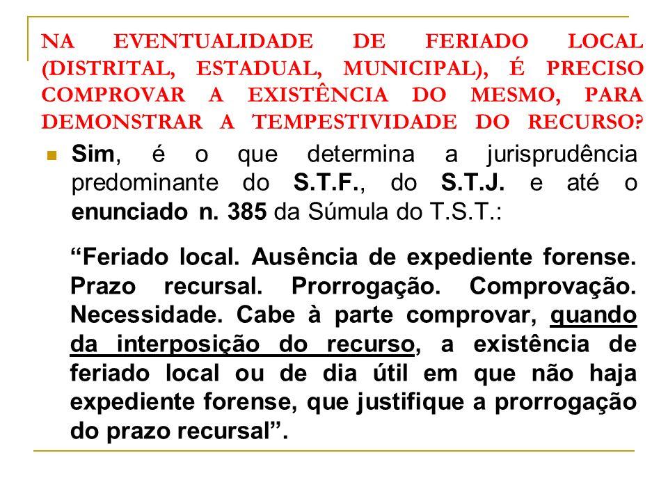 HÁ O PREQUESTIONAMENTO DA QUESTÃO FEDERAL PELA SIMPLES VEICULAÇÃO DA MESMA EM EMBARGOS DE DECLARAÇÃO.