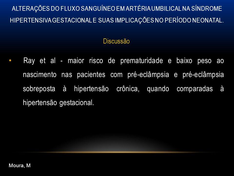 ALTERAÇÕES DO FLUXO SANGUÍNEO EM ARTÉRIA UMBILICAL NA SÍNDROME HIPERTENSIVA GESTACIONAL E SUAS IMPLICAÇÕES NO PERÍODO NEONATAL.