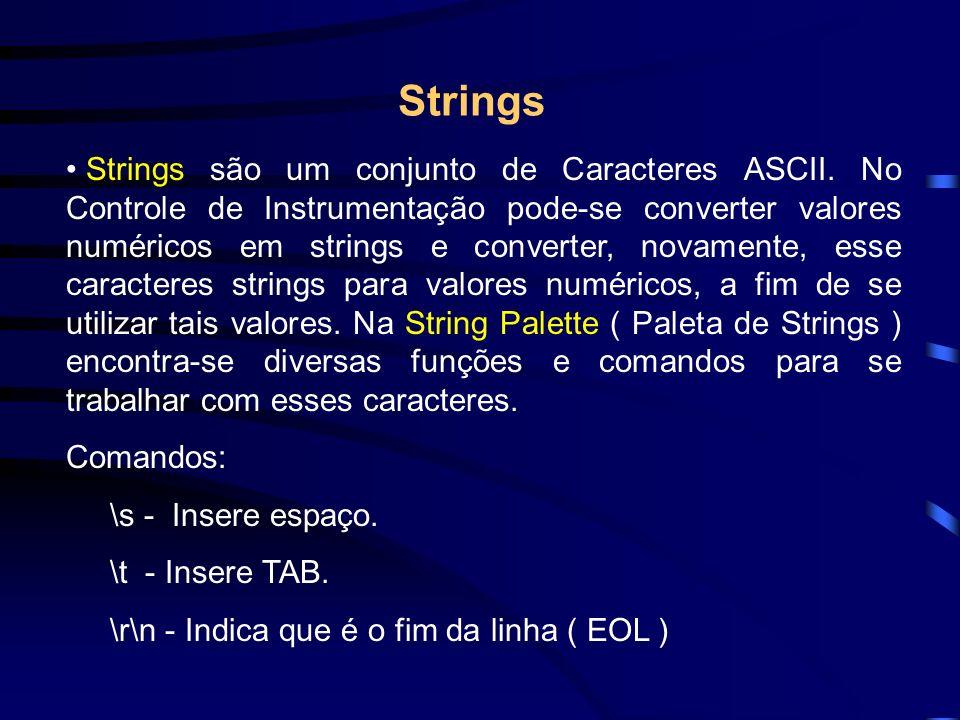 String Palette