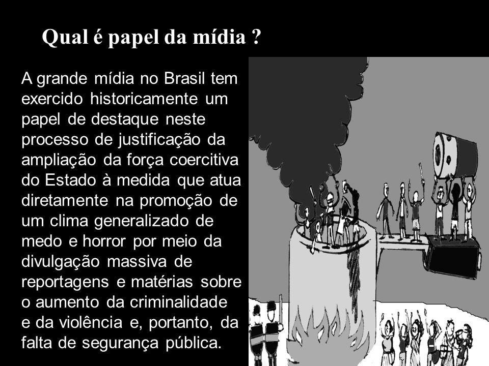 Dados fornecidos pelo SINASE : a) 49% os atos infracionais no Brasil são de pequenos furtos e roubos cometidos sem ameaça à vida das vítimas.