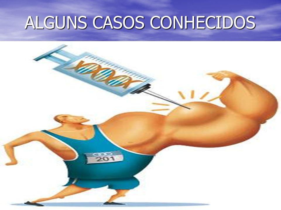Diuréticos: Redução do peso em esportes em categorias por peso.