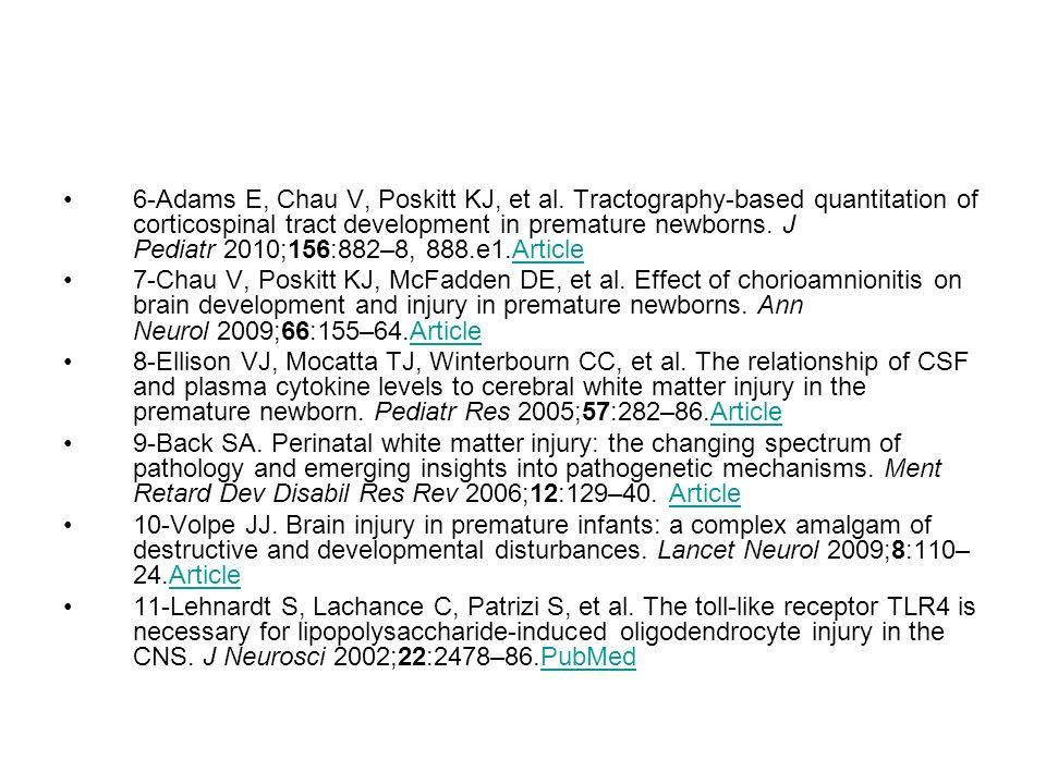 6-Adams E, Chau V, Poskitt KJ, et al.
