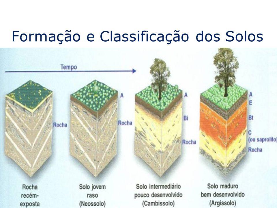 Superfície: CaSO 4.2H 2 O CaSO 4 0 Ca 2+ + SO 4 2- Descida/Deslocamento:Ca 2+ + SO 4 2- Reações em profundidade - sub-superfície: CaSO 4 º Ca +2 + SO 4 - 2 Solo-Al +3 + Ca +2 Solo-Ca +2 + Al +3 solução Al +3 + SO 4 -2 AlSO 4 + (solução) (não tóxico)