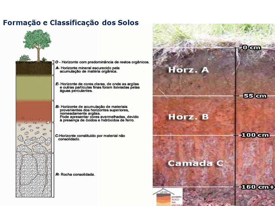 Classificação dos Solos – Estado de São Paulo Latossolo Roxo A moderado textura argilosa ou muito argilosa.