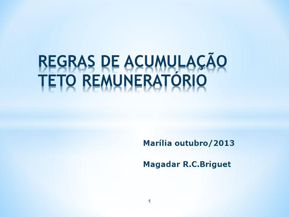 Marília outubro/2013 Magadar R.C.Briguet 1