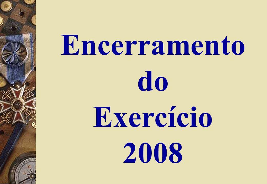 INOVAÇÕES SIAFI 2008