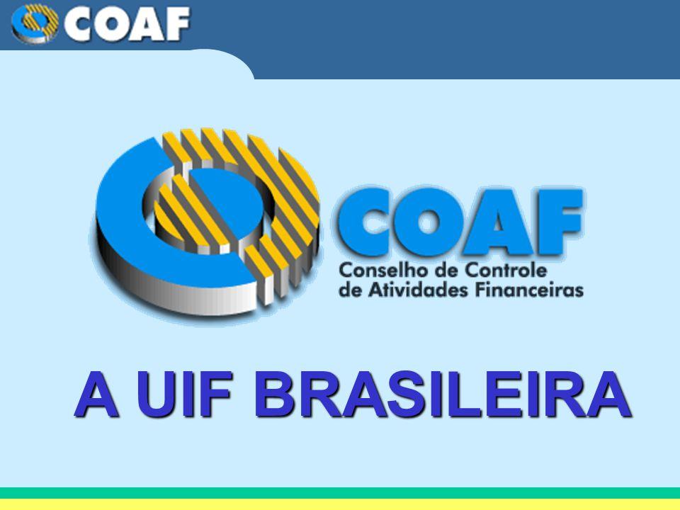 A UIF BRASILEIRA