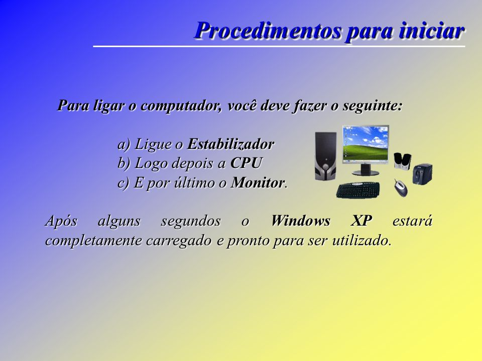 Acesso ao Sistema Operacional USR 1 USR n USR 3 USR 2 SISTEMA OPERACIONAL HARDWARE... Compilador Jogo Ed. Texto S.G.D.B. A B C D D – UCP, memória, E/S
