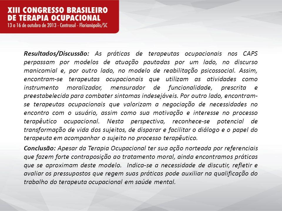 Referências Bibliográficas BUB, Maria Bettina Camargo.