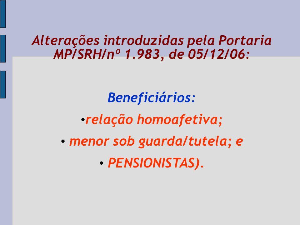 GRUPO DE TRABALHO/2005 CO-PARTICIPAÇÃO NAS DESPESAS CONTRIBUIÇÃO MENSAL